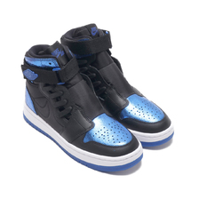 NIKE WMNS AIR JORDAN 1 NOVA XX BLACK/GAME ROYAL-WHITE AV4052-041画像