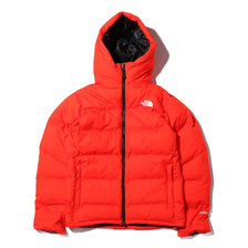 THE NORTH FACE BELAYER PARKA FIERY RED ND91915画像
