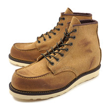 "RED WING CLASSIC WORK 6"" MOCTOE HAWTHORNE MULESKINNER 8861画像"