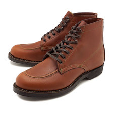 RED WING 1930s SPORT BOOT CIGAR RETAN 8076画像
