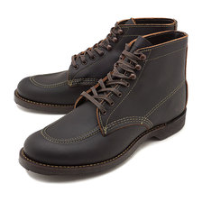 RED WING 1930s SPORT BOOT BLACK PRAIRIE 8075画像