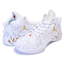 NIKE JUMPMAN DIAMOND MID PF wht/metallic gold CI1205-107画像