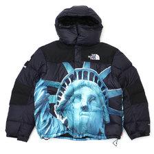 Supreme × THE NORTH FACE 19FW Statue of Liberty Baltoro Jacket BLACK画像