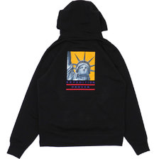Supreme × THE NORTH FACE 19FW Statue of Liberty Hooded Sweatshirt画像