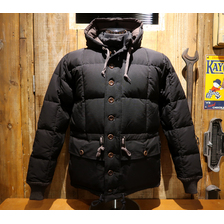 COLIMBO HUNTING GOODS EXPEDITION DOWN PARKA ZU-0122画像