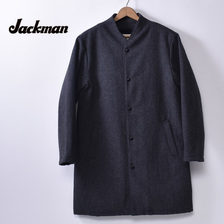 Jackman JM8989 Award Coat Charcoal画像