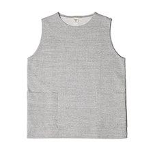 Jackman Dotsume Pull Vest JM5959画像