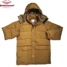 Battenwear FW19101A DOWN PARKA khaki画像