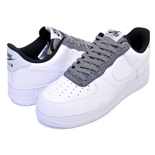NIKE AIR FORCE 1 '07 LV8 4 white/white-cool grey CK4363-100画像