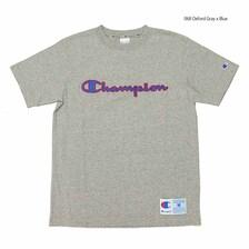 """Champion ACTION STYLE T-SHIRT """"ロゴ刺繍"""" C3-Q301画像"""