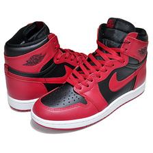 NIKE AIR JORDAN 1 HI 85 varsity red/black-varsity red BQ4422-600画像