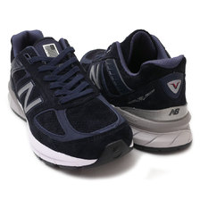 new balance M990SN5 NAVY MADE IN USA画像