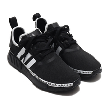 adidas NMD_R1 CORE BLACK/FOOTWEAR WHITE/FOOTWEAR WHITE FV8729画像