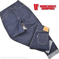 WAREHOUSE Lot S1000XX DEAD STOCK BLUE画像