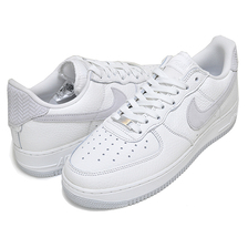 NIKE AIR FORCE 1 07 CRAFT summit white/photon dust CN2873-100画像