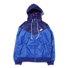 NIKE AS M NSW WR JKT HD SNL DEEP ROYAL BLUE/GAME ROYAL/WHITE CU4514-455画像
