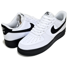 NIKE AIR FORCE 1 07 white/black CK7663-101画像