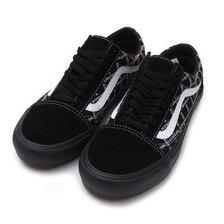 Supreme × VANS 20FW Old Skool Pro BLACK/BLACK画像
