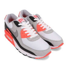NIKE AIR MAX III WHITE/BLACK-COOL GREY-RADIANT RED CT1685-100画像