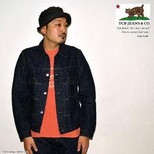 TCB jeans TCB 50's Jean Jacket画像