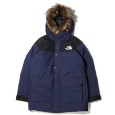THE NORTH FACE MOUNTAIN DOWN COAT TNF NAVY ND91935画像