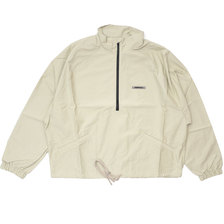 FOG Essentials HALF-ZIP TRACK JACKET GREEN画像