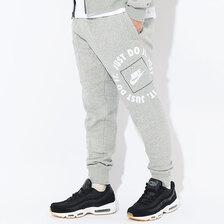 NIKE JDI Fleece Pant Grey DA0145-063画像