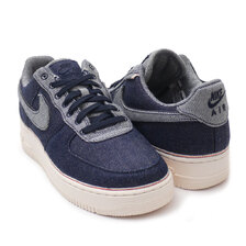 NIKE AIR FORCE 1 07 PRM RAW INDIGO/RAW INDIGO 905345-402画像