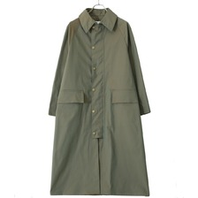 Barbour OS BURGHLEY CHAMBRAY SMB0248画像