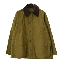 Barbour OS BEDALE PEACHED MCA0691画像