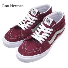 RHC Ron Herman × VANS Sk8-Mid (Classicsport)Prtrylmnrlgry画像