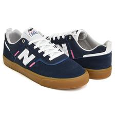 new balance NUMERIC NM306IEN NAVY / GUM画像