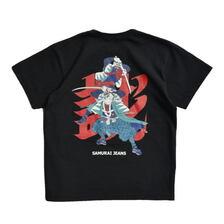 SAMURAI JEANS オリジナルへヴィーウエイト Tシャツ SJST21-102画像