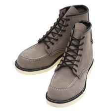 """RED WING 6"""" MOC MULESKINNER ROUGHOUT 8863画像"""