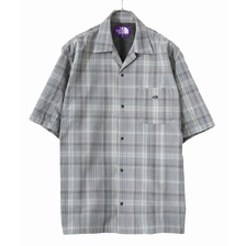 THE NORTH FACE PURPLE LABEL Madras Field H/S Shirt NT3107N画像