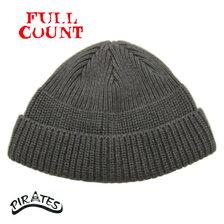 FULLCOUNT Fisherman's Cotton Knit Cap 6006画像