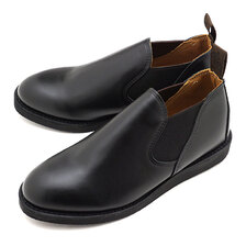 RED WING POSTMAN ROMEO BLACK CHAPPARAL LEATHER 9198画像