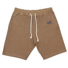 RHC Ron Herman Sweat Logo Shorts BEIGE画像