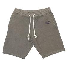 RHC Ron Herman Sweat Logo Shorts KHAKI画像