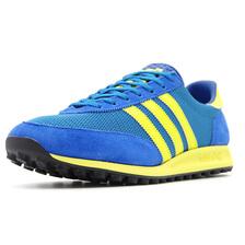 adidas TRX MESH BLUE/ACID YELLOW/PANTONE H01825画像