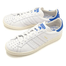 adidas Originals EARLHAM FTWR WHITE/BLUE/CORE BLACK H01814画像