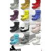 RUBBER DUCK SNOWJOGGERS MID LADIE'S SPORTY SHINY PU (PATENT) 2800190画像