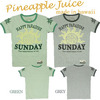 PINEAPPLE JUICE SUNDAY S/S TEE 1193018画像