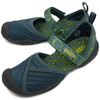 KEEN MADRID MARY JANE WMNS ORION BLUE/D CITRON 1005420画像