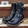 "VIBERG BOOTS 9"" ENGINEER BOOTS(#83) Black画像"