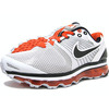 NIKE AIR MAX+ 2010 White/Black-Orange EX画像