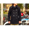 THE REAL McCOY'S U.S.NAVY PEA COAT MJ10166画像