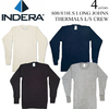 INDERA MILLS LONG JOHNS THERMALS L/S CREW 810LS画像
