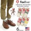 Fox River Original Rockford Red Heel Socks 2Pair Pack画像