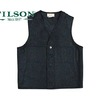 FILSON MACKINAW WOOL VEST 10055画像